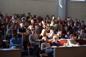 День тренингов для студентов МГУ