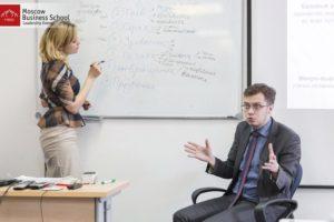 Коммерческий профайлинг в Moscow Business School