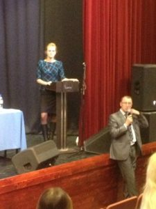 Анна Кулик приняла участие в Московской конференции полиграфологов