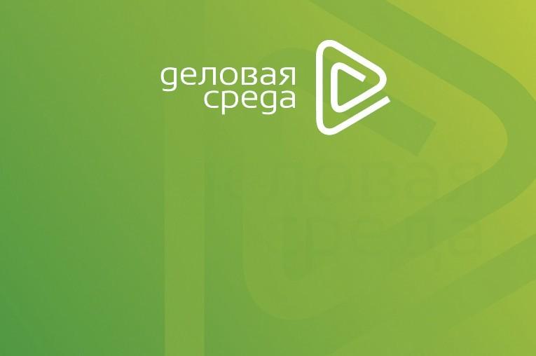 Деловая среда логотип