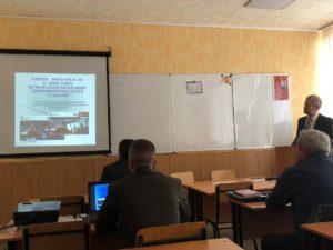 Участие в конференции «Актуальные вопросы противодействия коррупции»