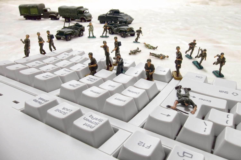 Исследование Информационные войны исследование