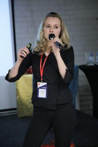 """Анна Кулик на конференции """"HR-итоги года 2019"""""""