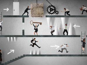 Мониторинг и прогноз поведения сотрудников на рабочем месте