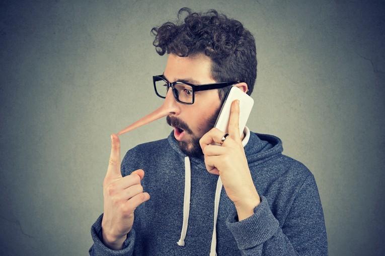 ложь по телефону