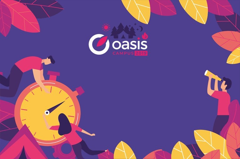 Оазис кампус логотип